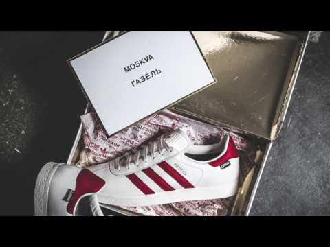 Adidas Originals Moscow Gazelle