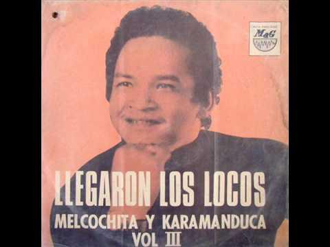 Descarga Yo - Melochita Y Karamanduka Vol ( Peru - 1960s : 70s ) .
