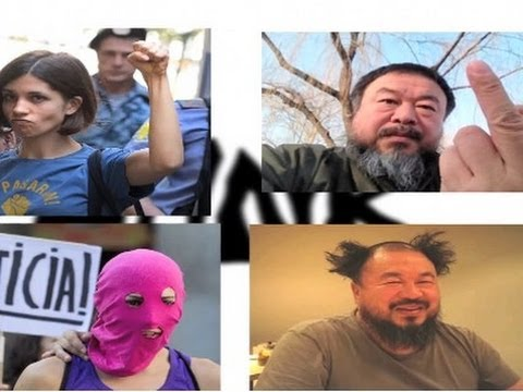 Ai WeiWei, Pussy Riot and the Power of Punk Art: An Interview with James Panero