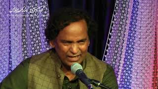 Irshad Mehdi at The Music Room - London - Urdu Ghazal - (Jo Chahte Ho)