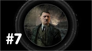 Sniper Elite V2 Gameplay Walkthrough - Part 7 - Opernplatz - (Xbox 360/PS3/PC) HD