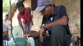 Kampung Mafta Langkat Sumatera Utara Indonesia Pembuat Batu Cincin  02