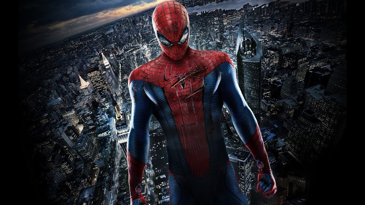 Does anyone know where I can get a copy of ' the amazing spider-man ' film?