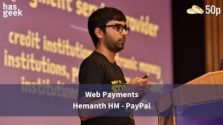 Web Payments