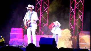 Rodney Atkins   Watching You covered by Jason Bradley and his 5 year old son Keagan