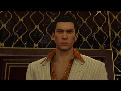 YAKUZA 0_ Legend Mode Unlocked Media and Finance King Defeated