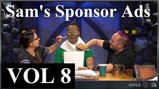 Sam's Sponsor Ads [VOL 8] (Critical Role)
