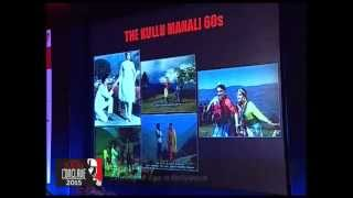 India Today conclave 2015 - Ranveer Talks about 60s Bollywood movies