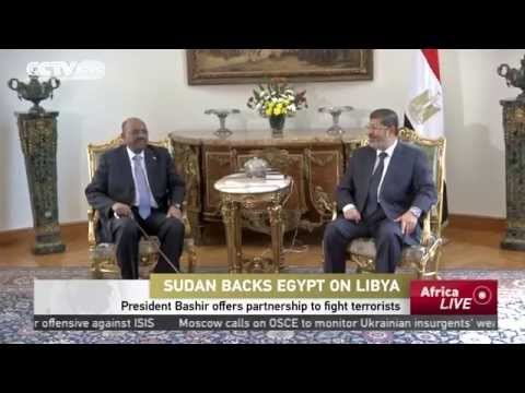 Sudan Offers Partnership to Egypt to Fight Terrorists