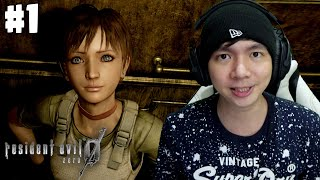 Asal Mula Game RE - Resident Evil 0 Indonesia - Part 1