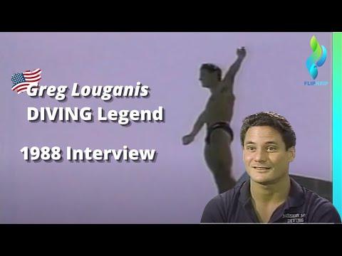 1988 Greg louganis