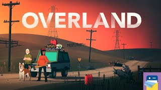 Overland: Apple Arcade iPad Gameplay (by Finji)
