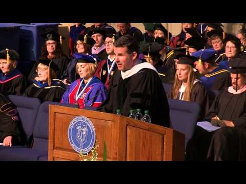 MU Commencement Address 2014 by Kevin Plank, Under Armour CEO