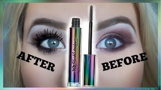 """TROUBLE MAKER """"SEX PROOF"""" MASCARA TEST & REVIEW 