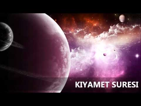 Kiyamet Suresi Meali