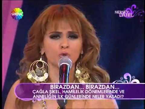 AZERİ GUNEL SHOWTV BEN INSAN DEGILMIYIM