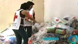 Cruz Roja envía ayuda humanitaria a Coahuila; brigadistas asisten a Veracruz por Barry