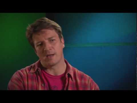Nathan Fillion, voice of Green Lantern, talks 'Justice League: Doom' - Clip 2