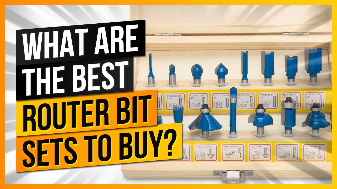 Download What Are The Best Router Bit Sets to Buy?