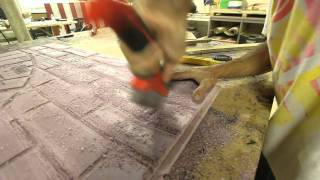 Haunt Ventures Ep. 92 - How to Styrofoam wall panels continued