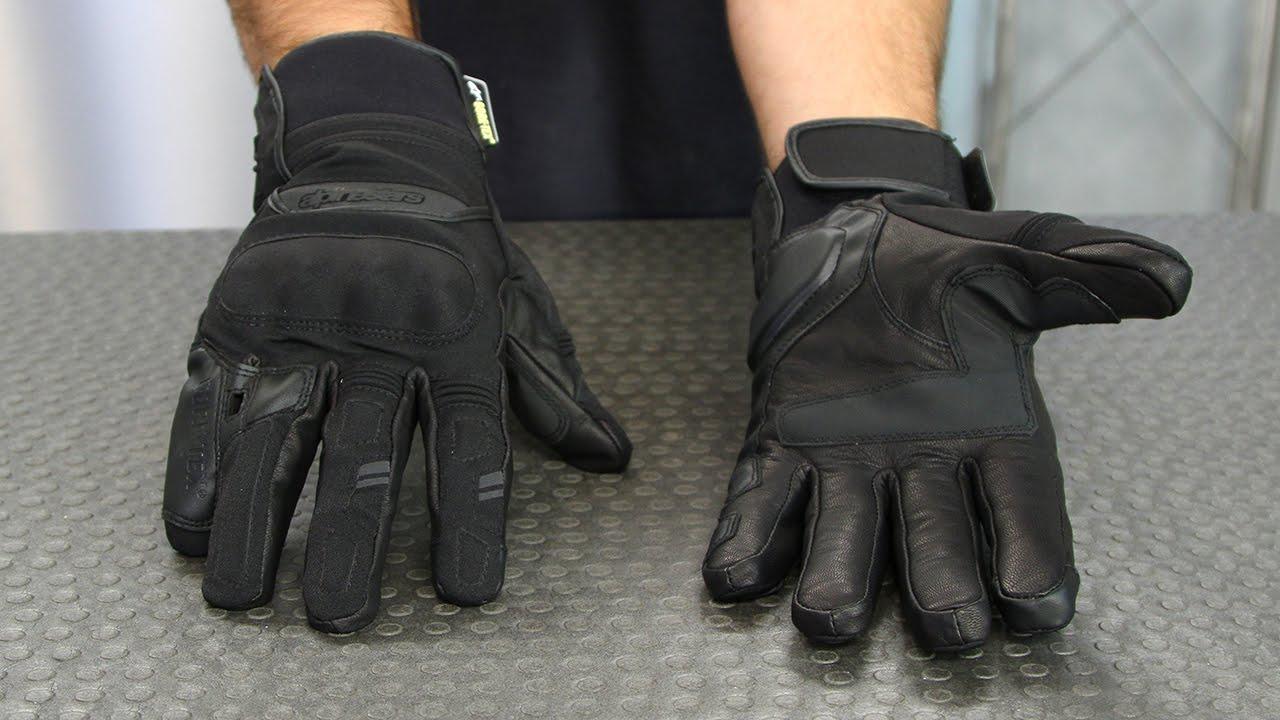 Alpinestars Polar Gore Tex Gloves | Motorcycle Superstore