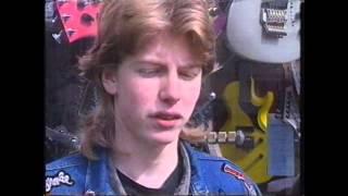 Fans 1990 ITV Documentary Heavy Metal