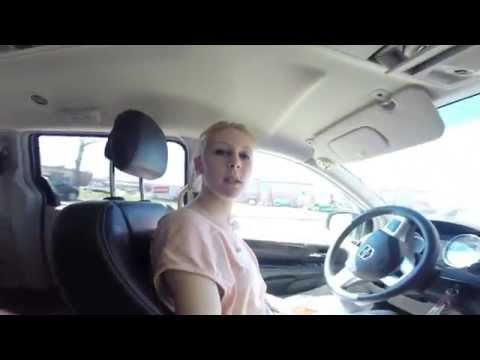 Hey Nana round the corner! (video blog D16)