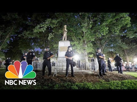 Year In Review: The 10 News Stories That Defined 2017 | NBC News