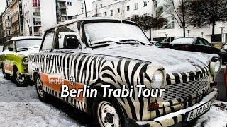 Trabi Safari in Berlin - see Berlin from a self drive Trabant