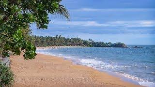 Шри Ланка Sri Lanka. Прекрасный остров Цейлон зимой. Путешествие по острову за 4 минуты))