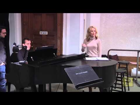 """Fiorello!"", Getting an Encore at Encores!, Rehearses"