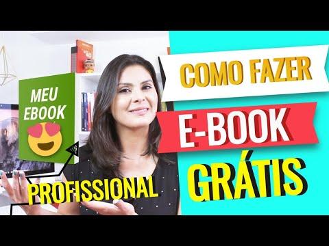 📚 Como Criar Um #Ebook Profissional Grátis - Dicas E Tutorial Canva