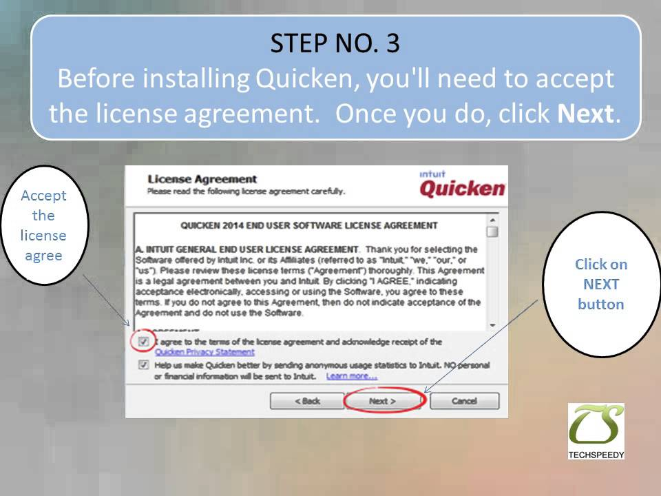 How To Install Quicken from CD