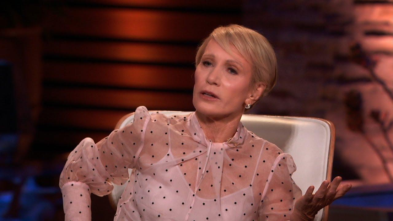 Barbara Corcoran Is Irritated She Didn't Get the Deal - Shark Tank