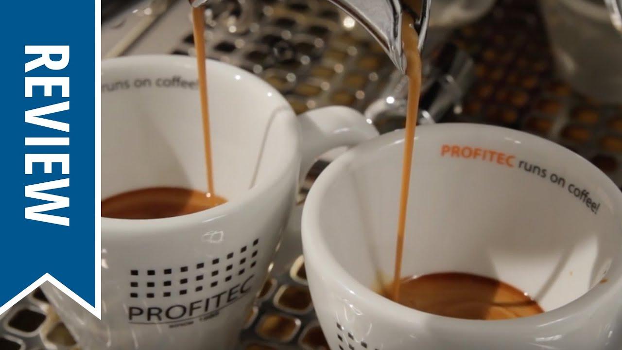 How to program a La San Marco coffee machine - YouTube