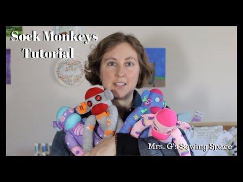 Sock monkey porn
