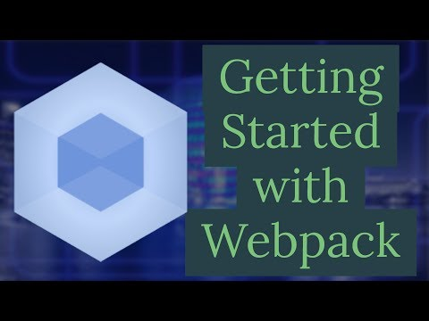 Getting Started with Webpack | Javascript modules (2019) thumbnail