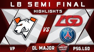VP vs PSG.LGD [TOP 4] Stockholm Major DreamLeague Highlights 2019 Dota 2