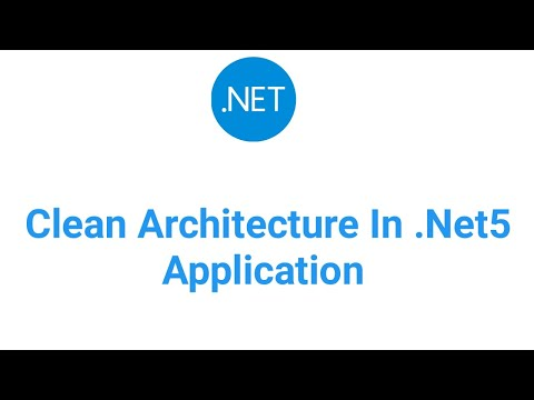 Clean Architecture In .Net5 Application