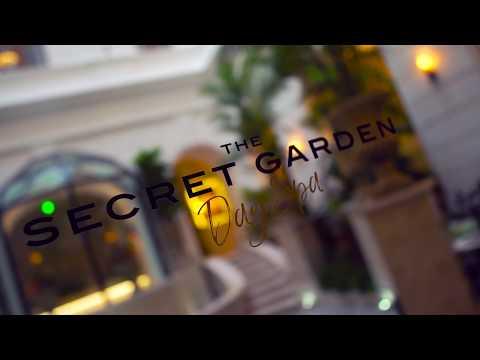Secret Garden Spa experience