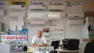 видео Обзор сплит-системы Ballu Olympio