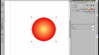 Inkscape tutorial for absolute beginners. Create a realistic ball.
