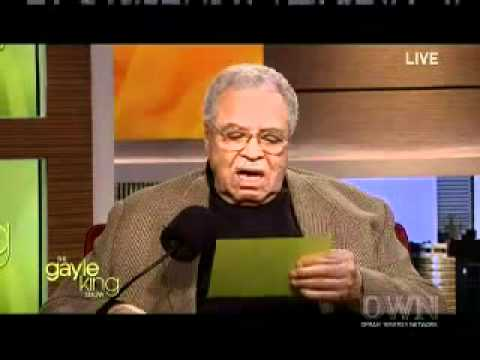 James Earl Jones Reading