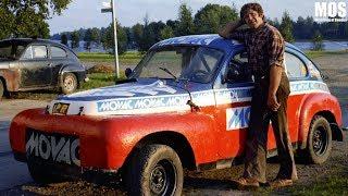 Rallycrosslegenden Grus-Kalle #1