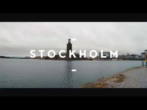 Stockholm Travel Blog - Vacation | GoPro Camera