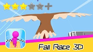 Fall Race 3D - Ketchapp - Walkthrough Super Alternative Recommend index three stars