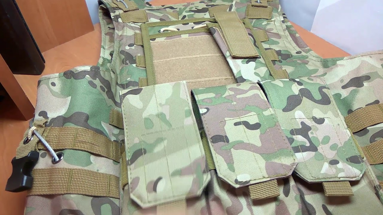 Разгрузка армейская своими руками фото 315