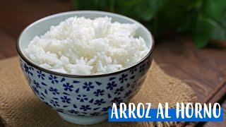 Este truco hará que el arroz sea algo sencillo, fácil y rápido. Intenta cocinar el arroz al horno y dime en los comentarios qué tal te fue. Suscríbete: ...