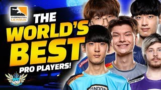 Overwatch - The BEST Pro Players in the WORLD! Overwatch League Playoff Picks!