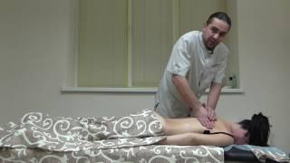 Лечебный массаж спины в Трускавце - лечение позвоночника в Клинике Саенко - 097 181 64 40(Лечебный массаж в Трускавце - в Клинике Саенко. http://saenko.org - Медицинский центр